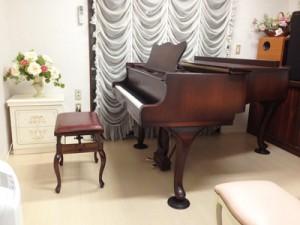 関井直子ピアノ教室 レッスンルーム