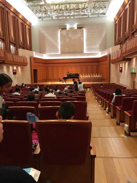 グレンツェンピアノコンクール 全国大会