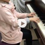 年長のMちゃんの絶対音感と演奏動画