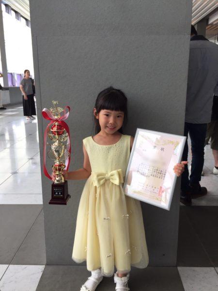 第29回グレンツェン ピアノコンクール 京都予選 銀賞!